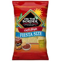 On The Border 16 oz Cafe Style Chips from Blain's Farm and Fleet