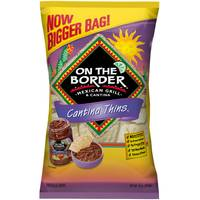 On The Border 10 oz Cantina Thins Chips from Blain's Farm and Fleet