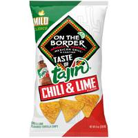On The Border 8 oz Tajin Classic Chips from Blain's Farm and Fleet