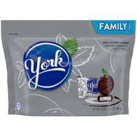 Hershey's York Peppermint Patties Miniatures - Family Pack from Blain's Farm and Fleet