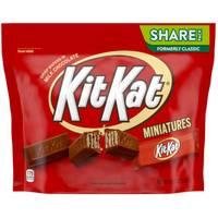 Hershey's Kit Kat Miniatures - Share Pack from Blain's Farm and Fleet