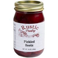 Rustic Pantry 16 oz Pickled Beets from Blain's Farm and Fleet