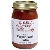 Rustic Pantry 16 oz Pepper Patch Salsa from Blain's Farm and Fleet