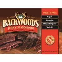 LEM 15.64 oz Backwoods Jerky Variety Pack from Blain's Farm and Fleet