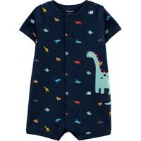 Carter's Infant Boy's Dinosaur Snap-Up Romper from Blain's Farm and Fleet