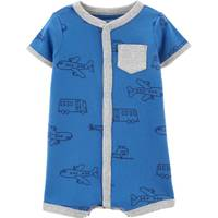 Carter's Infant Boy's Airplane Snap-Up Romper from Blain's Farm and Fleet