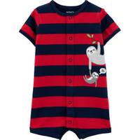 Carter's Infant Boy's Sloth Snap-Up Romper from Blain's Farm and Fleet