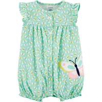 Carter's Infant Girl's Butterfly Snap-Up Romper from Blain's Farm and Fleet