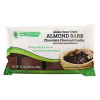Eillien's 24 oz Almond Bark Chocolate Flavored Coating from Blain's Farm and Fleet