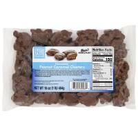 Blain's Farm & Fleet 16 oz Chocolate Peanut Caramel Clusters from Blain's Farm and Fleet