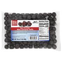 Blain's Farm & Fleet 16 oz Dark Chocolate Mini Caramels from Blain's Farm and Fleet