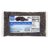 Blain's Farm & Fleet 12 oz Mini Semi-Sweet Chocolate Chips from Blain's Farm and Fleet