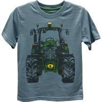 John Deere Little Boy's Tractor Sketch Tee from Blain's Farm and Fleet