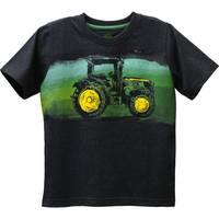 John Deere Little Boy's Watercolor Tractor Tee from Blain's Farm and Fleet