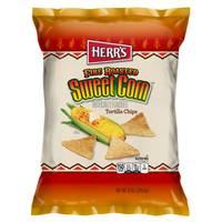 Herr's 8 oz Fire Roasted Sweet Corn Tortilla Chips from Blain's Farm and Fleet
