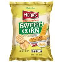 Herr's 6.5 oz Fire Roasted Sweet Corn Chips from Blain's Farm and Fleet