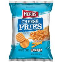 Herr's 6.5 oz Cheese Fries Chips from Blain's Farm and Fleet