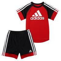 Adidas Infant Boy's Urban Sport Shorts Set from Blain's Farm and Fleet
