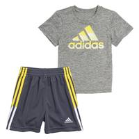 Adidas Infant Boy's Graphic Shorts Set from Blain's Farm and Fleet