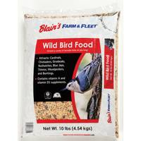 Blain's Farm & Fleet 10 lb Wild Bird Food from Blain's Farm and Fleet