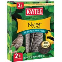 Kaytee Twin Pack Finch Sock from Blain's Farm and Fleet