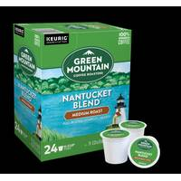 Green Mountain Coffee 24 Count Nantucket Blend Medium Roast Coffee K-Cup Pods from Blain's Farm and Fleet