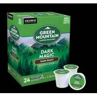 Green Mountain Coffee 24 Count Dark Magic Coffee K-Cup Pods from Blain's Farm and Fleet