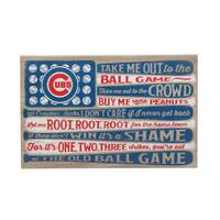 All Star Sports Chicago Cubs Ball Game Canvas from Blain's Farm and Fleet
