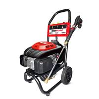 SIMPSON Clean Machine 2800 PSI at 2.3 GPM SIMPSON 159cc Cold Water Residential Gas Pressure Washer from Blain's Farm and Fleet