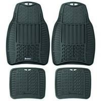 Michelin 4-Piece All-Weather Black Mat Set from Blain's Farm and Fleet
