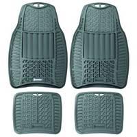 Michelin 4-Piece All-Weather Gray Mat Set from Blain's Farm and Fleet