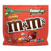 M&M's 18.4 oz Peanut Butter Family Size from Blain's Farm and Fleet