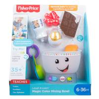 Fisher-Price Laugh & Learn Magic Color Mixing Bowl Toy from Blain's Farm and Fleet