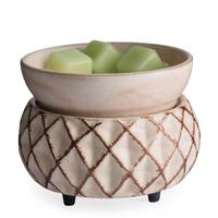 Candle Warmers Lattice 2-in-1 Classic Fragrance Wax Warmer from Blain's Farm and Fleet