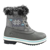 Northside Girl's Brookelle Fully Lined Cold Weather Fashion Boots from Blain's Farm and Fleet
