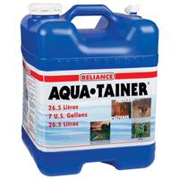 Reliance Aqua - Tainer Fresh Water Container from Blain's Farm and Fleet