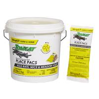 Tomcat Rat and Mouse Bait Place Pacs from Blain's Farm and Fleet