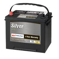 Blain's Farm & Fleet 5-Year Silver Automotive Battery from Blain's Farm and Fleet