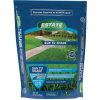 Estate 20 lb Premium Sun To Shade Lawn Seed Mixture from Blain's Farm and Fleet