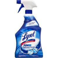 Lysol Bathroom Cleaner from Blain's Farm and Fleet
