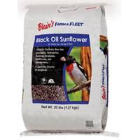 Blain's Farm & Fleet 20 lb Black Oil Sunflower Seed from Blain's Farm and Fleet