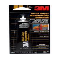 3M Black Super Weatherstrip Adhesive from Blain's Farm and Fleet