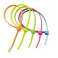 GB Fluorescent Cable Tie Assortment from Blain's Farm and Fleet