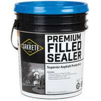 Sakrete Asphalt Premium Filled Sealer from Blain's Farm and Fleet