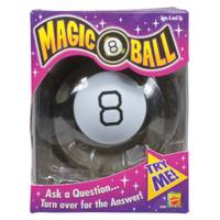Mattel Magic 8 Ball from Blain's Farm and Fleet
