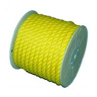 Koch Industries Twisted Yellow Poly Rope, By The Foot from Blain's Farm and Fleet