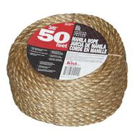 Koch Industries Twisted Manila Rope from Blain's Farm and Fleet