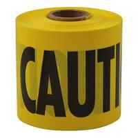 Empire Yellow Caution Tape from Blain's Farm and Fleet