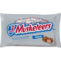 3 Musketeers Minis from Blain's Farm and Fleet