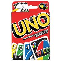 Mattel Uno Card Game from Blain's Farm and Fleet
